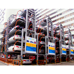 Car Parking System with Ce