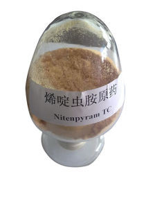 Nitenpyram 95% Tc, Agrochemicals Insecticide pictures & photos
