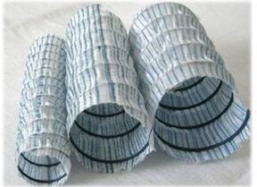 Flexible Permeable Hose for Road Railway Highway Tunnel pictures & photos