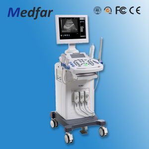 Trolley Black&White Ultrasound MFC9618ciii pictures & photos