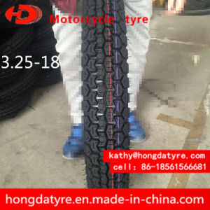 Top Quality Street Tyre Motorcycle Tyre/Motorcycle Tire 3.25-18 pictures & photos