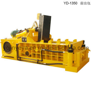 135ton Forward-out Tin Aluminum Copper Cans Baler Machine (hot-sale) pictures & photos