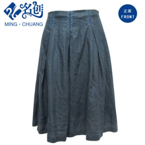 Fashion Custom Made Ladies Skirt pictures & photos