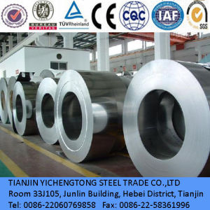 AISI 304 Cold Rolled Stainless Steel Coil with Baosteel Brand pictures & photos