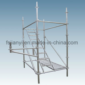 Easy Installation Modeling Ringlock Scaffolding pictures & photos