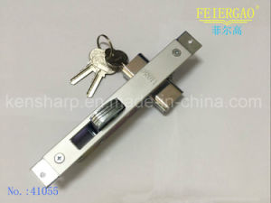 Wholesale Price High Quality Aluminum Alloy Door Lock/Hook Lock 41055 pictures & photos