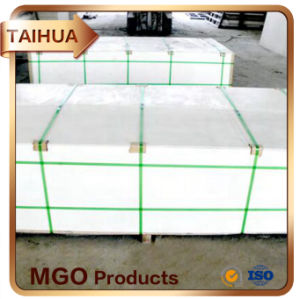2017 Hot Sale Fireproof Insulation Magnesium Oxide MGO Board pictures & photos