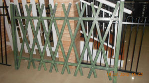 Customized High Quality Aluminum Garden Fence pictures & photos