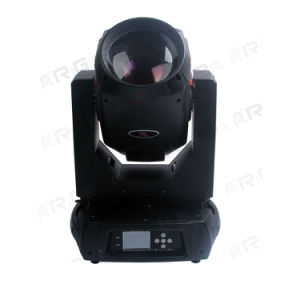 350 Watt 17r Stage Wedding DMX Rotating Prism Zoom Beam Spot Wash 3in1 Moving Head Stage Light pictures & photos