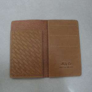 100% Genunie Leather Wallet/Card Holder (4UWT022)