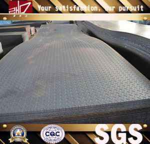Hot Rolled GB/JIS Steel Plate pictures & photos