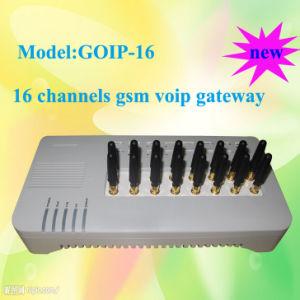 16 Channel GSM VoIP Gateway (GoIP-16)