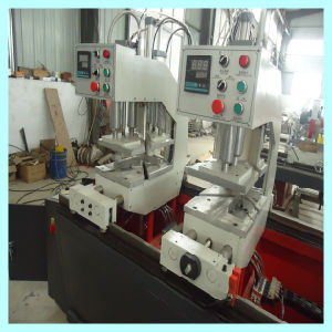 Two Head Plastic Window Welding Machine