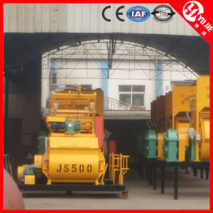 Js500 Hydraulic Concrete Mixer for Sale pictures & photos