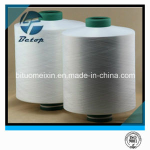 Polyester Yarn DTY 200d/96f Raw White Him pictures & photos