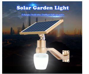 2016 Hot Sale Gold Solar Garden Lamp pictures & photos