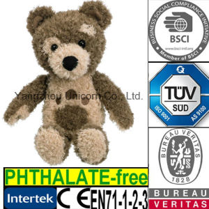 CE Stuffed Animal Baby Bear Plush Toy