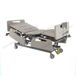 New Designed Five Functions Electric Hospital ICU Beds pictures & photos