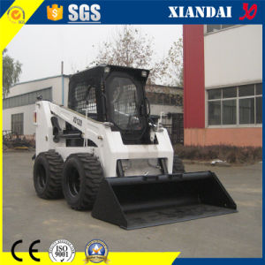 100HP High Quality Skid Steer Loader with Low Price From China pictures & photos