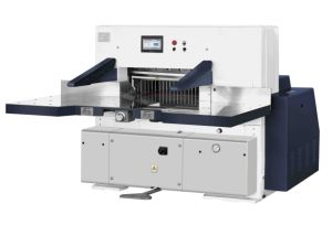 Hydraulic Paper Cutting Machine/Cardboard Cutting Machine (78E) pictures & photos