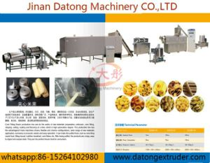 Ice Cream/Chocolate Core Filling Snack Food Machine pictures & photos