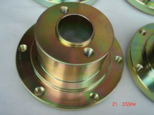 High Quality Carton Steel Drawing Parts with Galvanize Parts pictures & photos