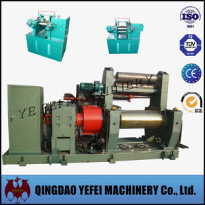 Open Rubber Mixer Mixing Mill Machine for Rubber and Plastic pictures & photos
