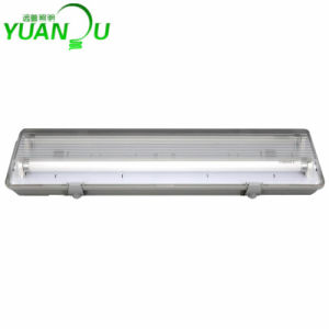 IP65 High Quality Waterproof Fluorescent Fixture (YP3218T) pictures & photos