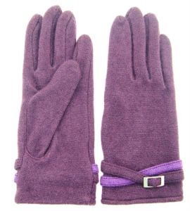 Lady Fashion Wool Gloves (JYG-25041) pictures & photos
