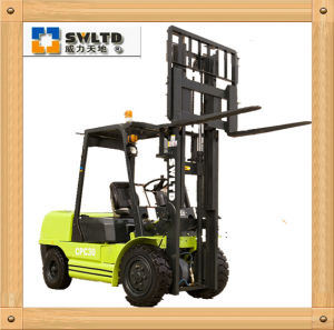 Diesel Forklift Counterbalance Forklift Truck 3 Tons pictures & photos