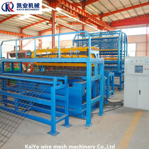 Wire Mesh Welding Machine Production Line 4-8mm pictures & photos