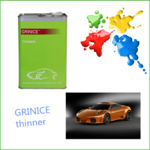 Low Water Content Liquid Coating State Car Paint Solvent Thinner pictures & photos