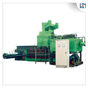 Hydraulic Waste Car Shell Stainless Steel Metal Baler Machine pictures & photos