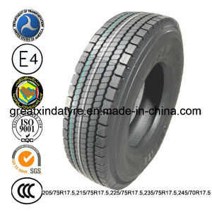 Factory Annaite Brand Truck Tire, Radial Trailer TBR Tyres (235/75r17.5) pictures & photos