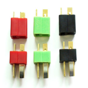 Ultra T Plug Connectors Deans Style for RC Lipo Battery