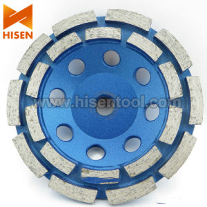 Diamond Grinding Cup Wheel for Hand-Held Machine pictures & photos