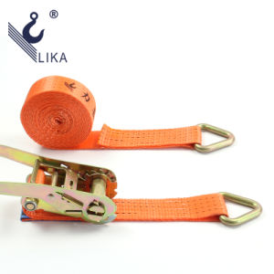 TUV GS Certified 50mm*4t D-Ring Cargo Lashing pictures & photos