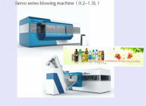 500ml~2L Pet Plastic Mineral Water Bottles Blowing Moulding Machine