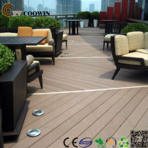Outdoor Decking Wood Plastic Composite Floor Tw-02 pictures & photos