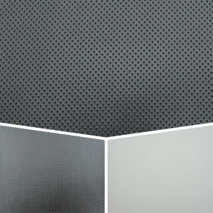 High Quality PVC Synthetic Leather for Chairs (HS025#) pictures & photos