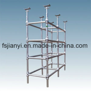 Modular Safety Design Cup Lock Scaffolding pictures & photos