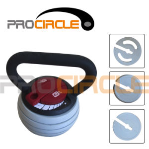 Hot Sell Adjustable Kettlebell (PC-KB3004) pictures & photos