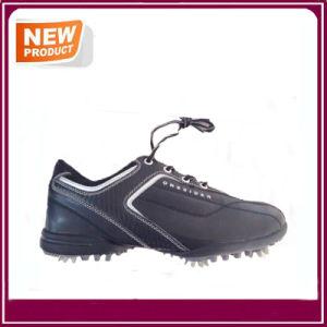 Breathable Men′s Golf Shoes Wholesale pictures & photos