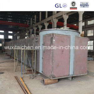 Steel Structure Fabrication Unloading Machine Revoliving Arm pictures & photos