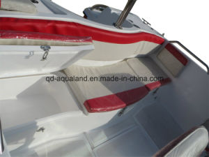 Aqualand 17feet 5.2m Fiberglass Sports Boat/Motor Boat/Bowrider (170) pictures & photos