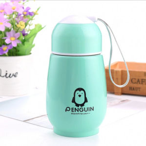 Stainless Steel Vacuum Flask Insulated Penguin Thermos Water Bottle Double Wall New Kids Water Bottle pictures & photos