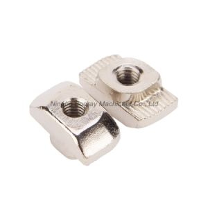 30 Series M6 T Slot Nut for Aluminum Profile pictures & photos