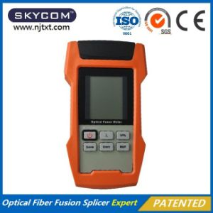 Low Price Mini Palm Handheld Optical Power Meter (T-OPM100) pictures & photos