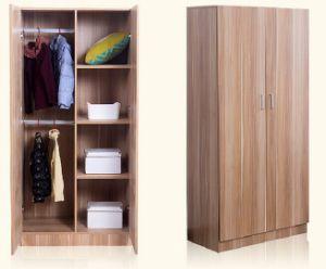 China New Wooden Melamine Bedroom Wardrobe Closet Cupboard for ...