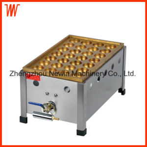 1 Plate Japanese Gas Takoyaki Maker pictures & photos